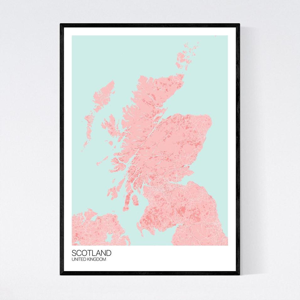 scotland-uk-map-A2-ptr-pink-lightblue-wh