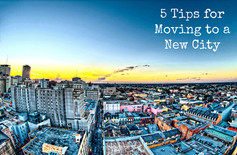 5 Tips for Moving to a New City