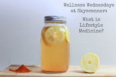 Wellness Wednesdays at Skyscanner - What is Lifestyle Medicine?