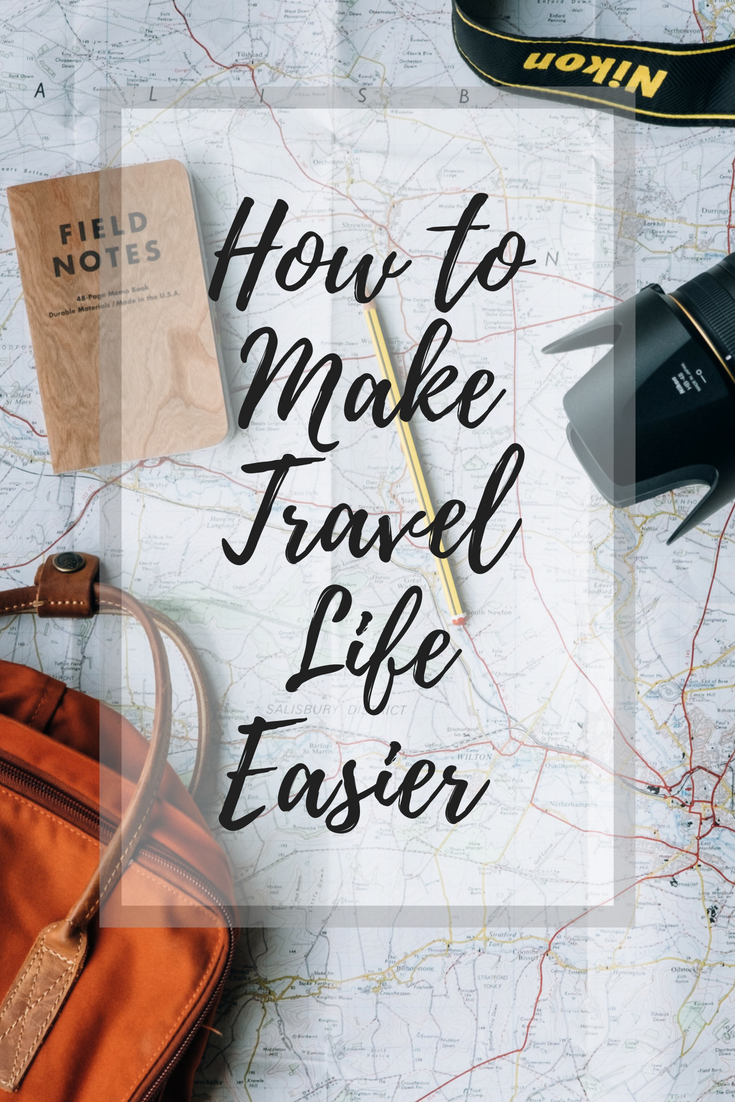 Travel life easier