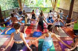 prashanti ubud bali yoga