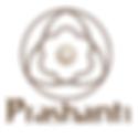 Prashanti eco hotel in Ubud, Bali logo