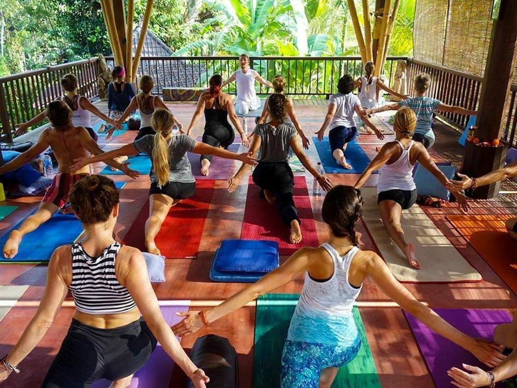 Prshanti Yoga Retreat Ubud
