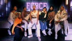 Nike Influencers promoting with Jorja Smith