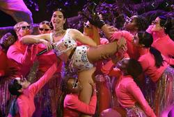 Dua Lipa's Dancers Brit Awards