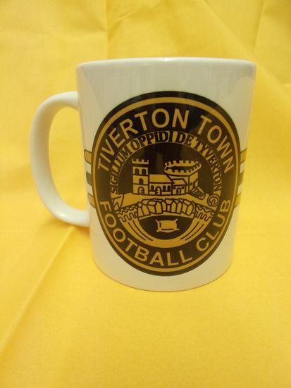 TIVERTON TOWN F.C. Ceramic Mug