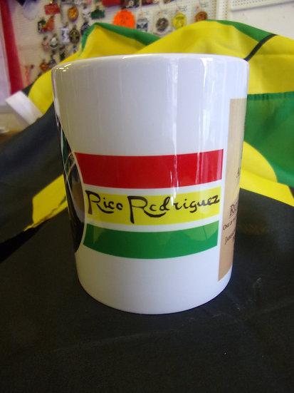 RICO RODRIQUEZ Ceramic Mug