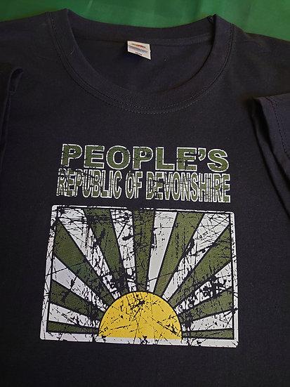 PEOPLE'S REPUBLIC OF DEVONSHIRE T-Shirt