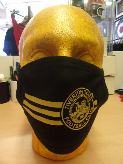 TIVERTON TOWN F.C. Face mask