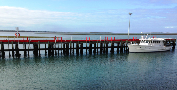Port Albert Hotel Jetty