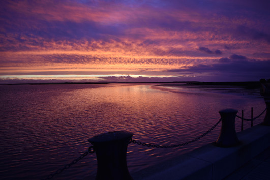 Port Albert Sunset