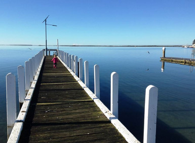 Port Albert Jetty
