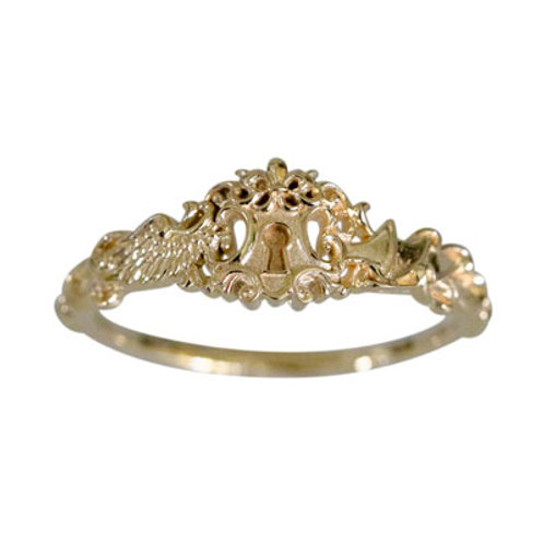 ≪UMIKUN × Fatima Design≫ Ring K10 YellwGOLD#15~23
