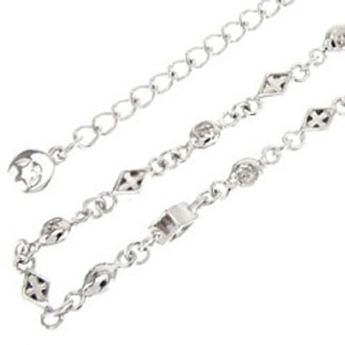 ≪Crescent Luna≫DESIGN CHAIN SILVER