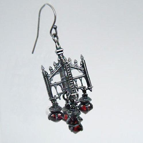 Sanka Shrine Earrings