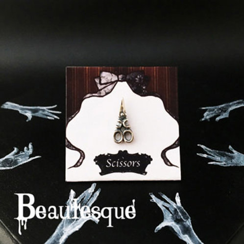 ≪Beautesque≫Scissors Earring