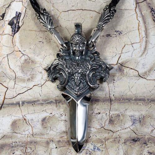 Athena silver pendant/ATN-004