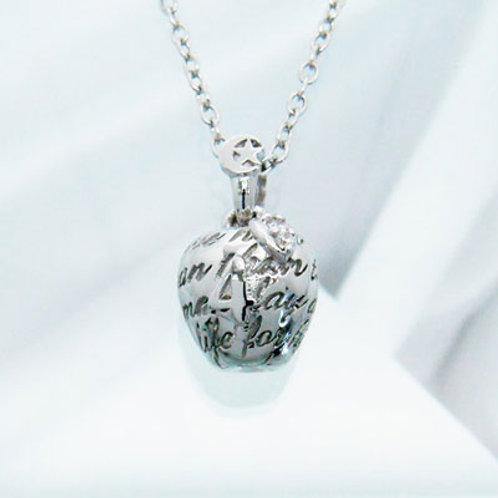 ≪Crescent Luna≫AMIGO SILVER Necklace