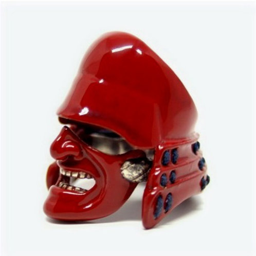 Kabuto ring Red