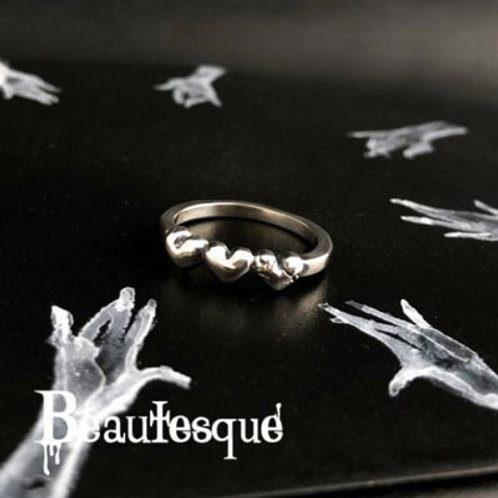 ≪Beautesque≫Fickle  ring