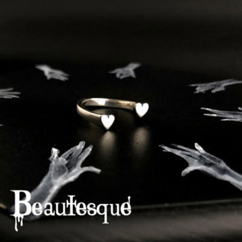 ≪Beautesque≫Love Love  ring