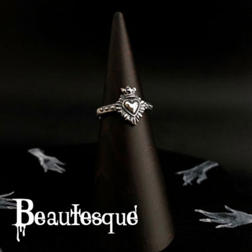 ≪Beautesque≫Imitation Mind ring