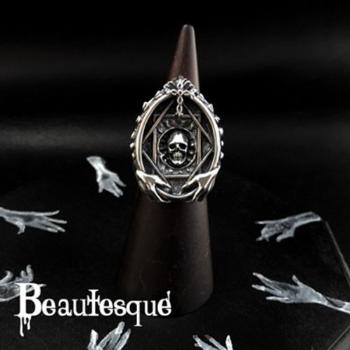 ≪Beautesque≫the Grim Reaper ring