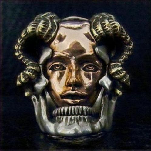 Succubus Ring copper face version