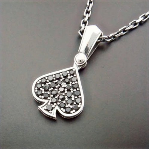 style of spade pendant?@ARKN-0069