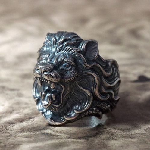 Nemean Lion silver Ring/ATR-010