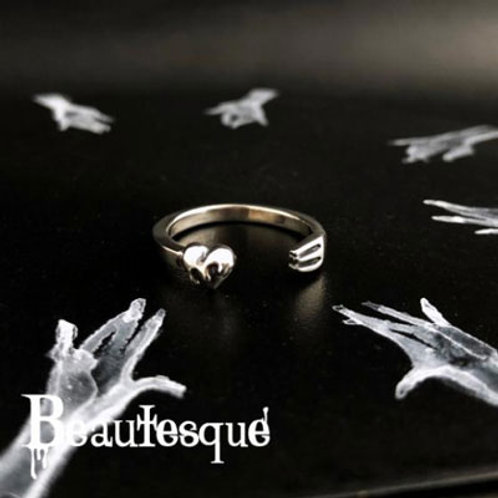≪Beautesque≫Stick the Heart  ring