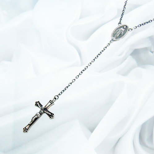 ≪Crescent Luna≫DIOSES SILVER Necklace