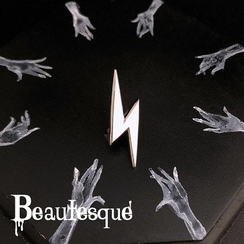 ≪Beautesque≫Lightning ear cuff