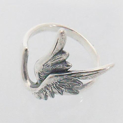 Wind-cut craftsman Ring