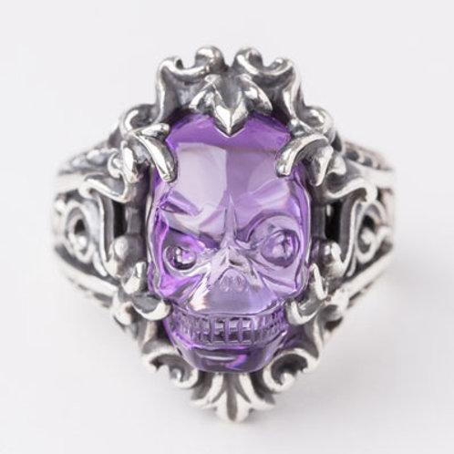 Inferno amethyst Ring