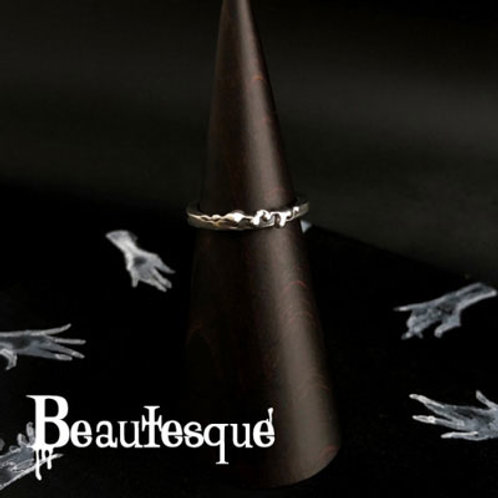 ≪Beautesque≫Overflow ring
