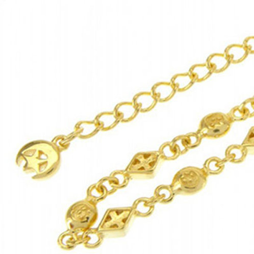 ≪Crescent Luna≫DESIGN CHAIN GOLD