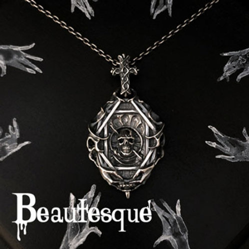 ≪Beautesque≫the Grim Reaper pendant