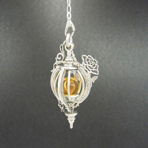 Veritista /rose Pendant