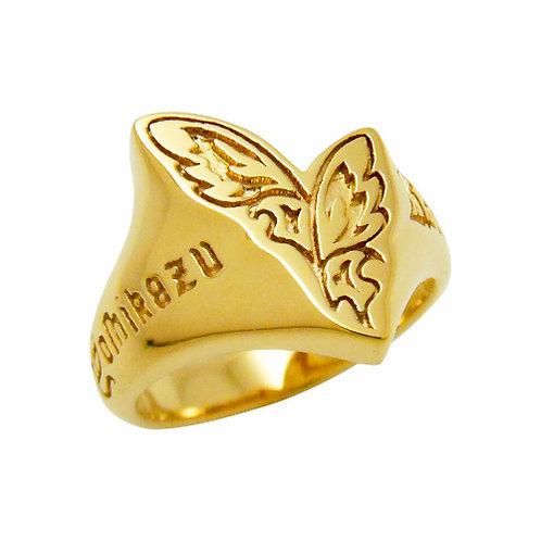 ≪小谷嘉一 × Fatima Design コラボアクセサリー≫-15th Anniversary Memorial Ringのコピー
