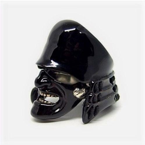 Kabuto ring Black
