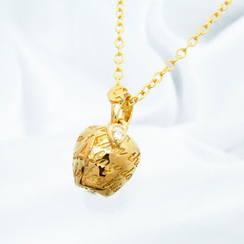 ≪Crescent Luna≫AMIGO GOLD Necklace
