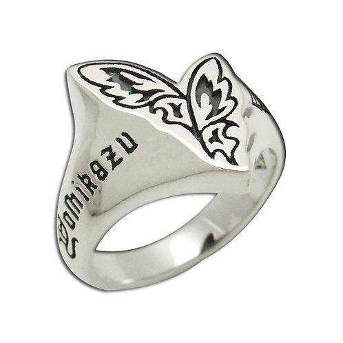 ≪小谷嘉一 × Fatima Design コラボアクセサリー≫-15th Anniversary Memorial Ring