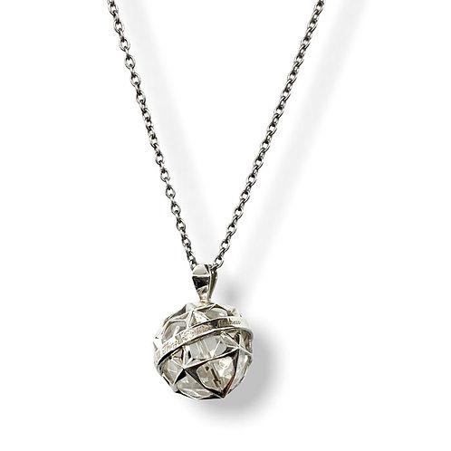 ≪TAKAYA AOYAGI × Fatima Design≫925 Silver Necklace