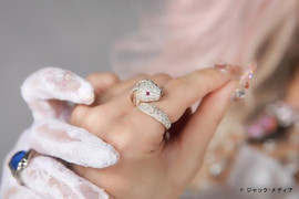Gothic & Lolita Bible Presents≪(ALI PROJECT)宝野アリカ × Fatima Design コラボアクセサリ