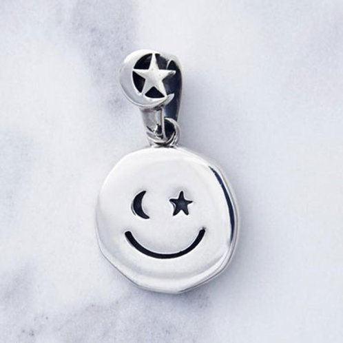 ≪Crescent Luna≫SONRISA SILVER Necklace