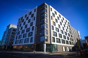 Student Accommodation Vauxhall Road Liverpool