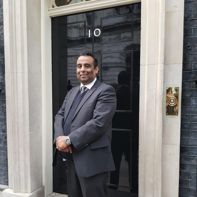 Fakrul Choudhury MBE