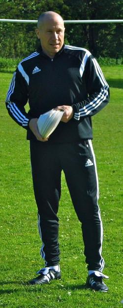 Coach Rob Ryles
