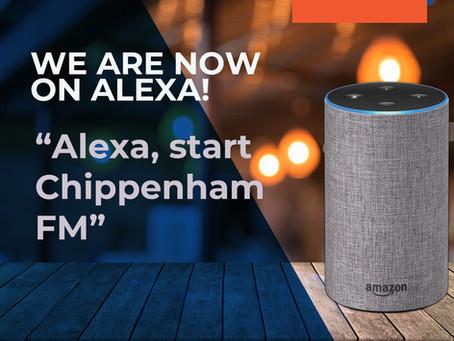 Alexa .. Start ChippenhamFM